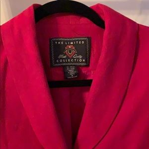 The limited collection red blazer